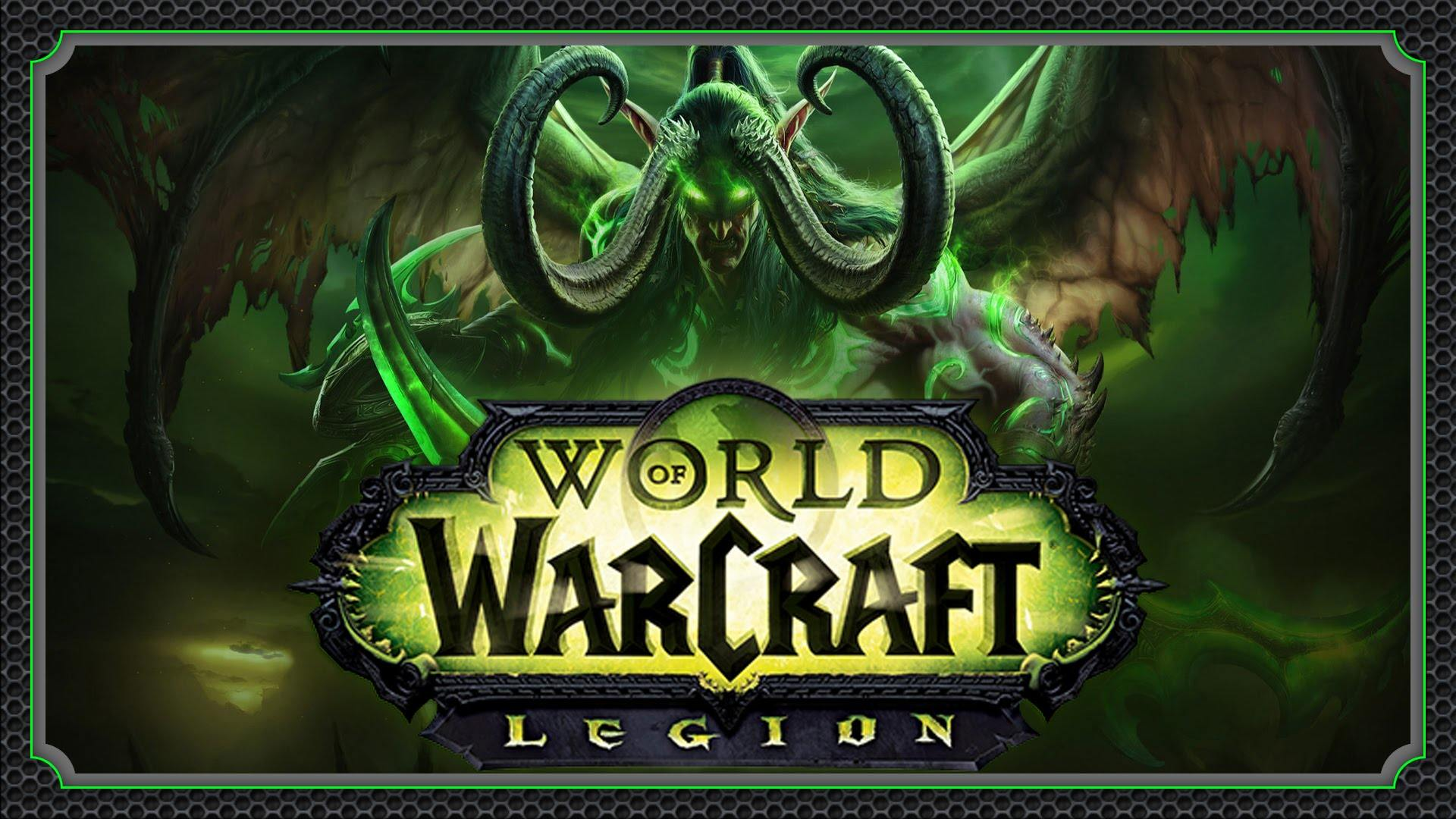 Best Gaming Monitor For Wow World Of Warcraft Legion 2018